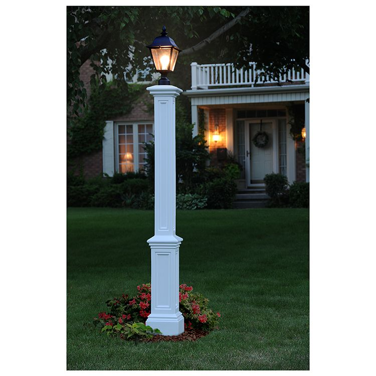 mayne 5837 w signature lamp post