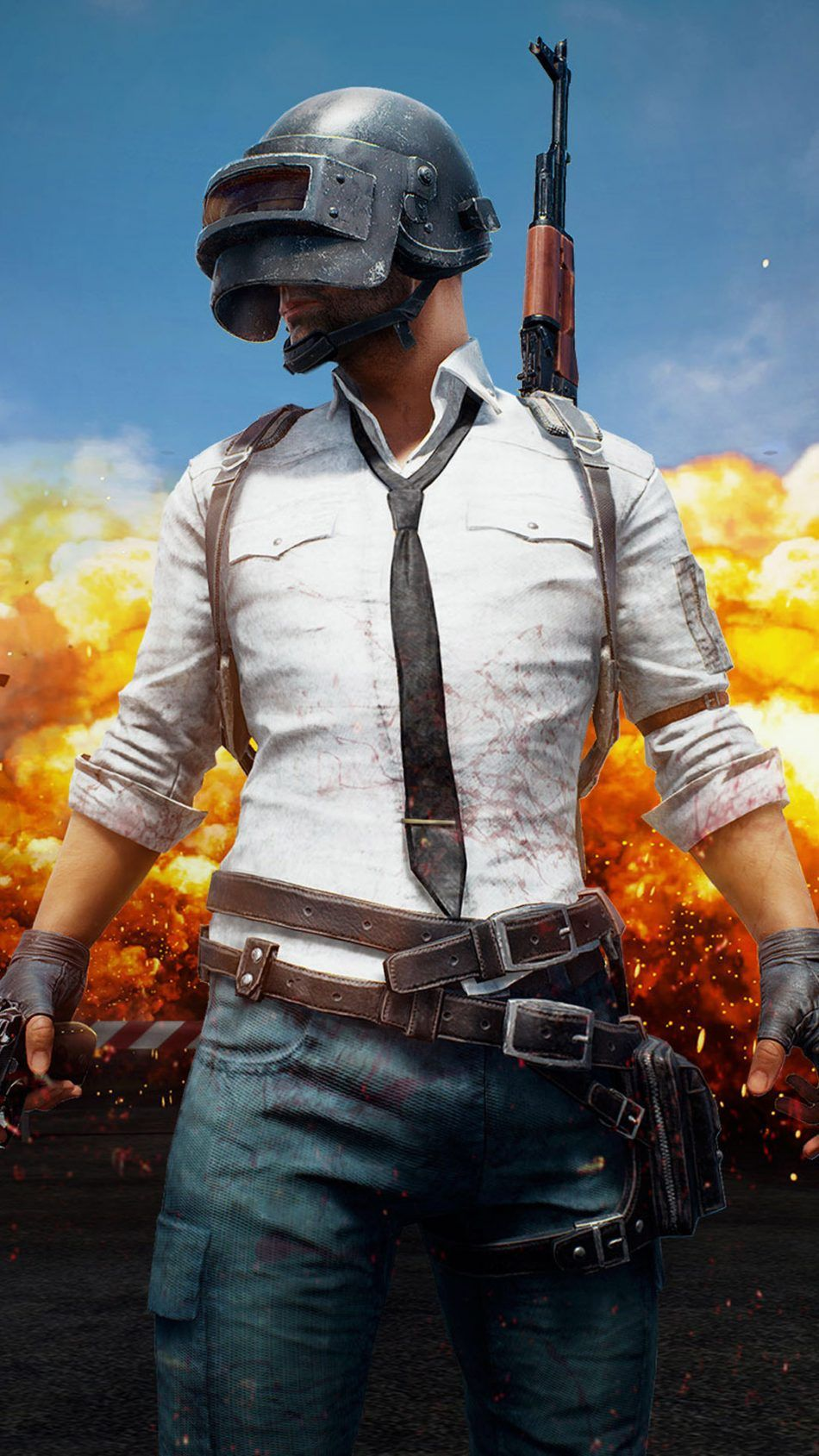 PlayerUnknown's Battlegrounds (PUBG) Game | goku | Mobile wallpaper, Hd wallpapers for mobile ...