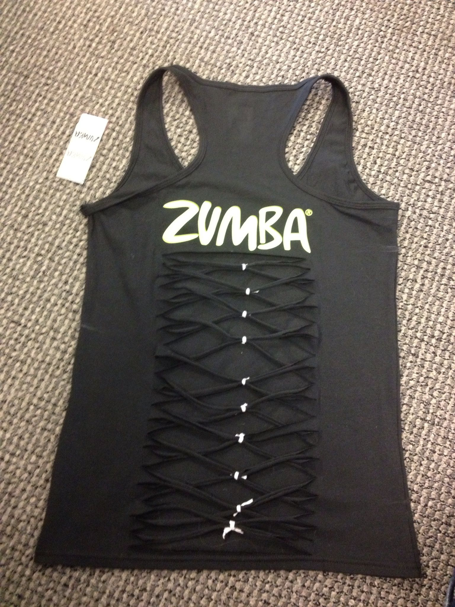 T-shirt design for zumba - Zumba Tank I Totally Want One Of These T Shirt