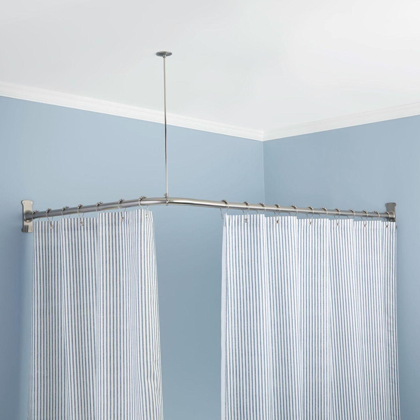 Billig Vorhangstangen Biegsame Gardinenstange Vorhang Raumteiler