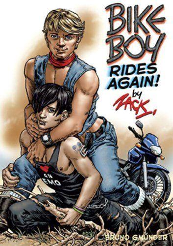 Gay zack comics
