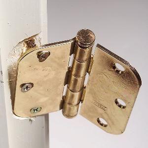 How To Fix Hinge Screws Door Repair Door Hinge Repair Door Hinges