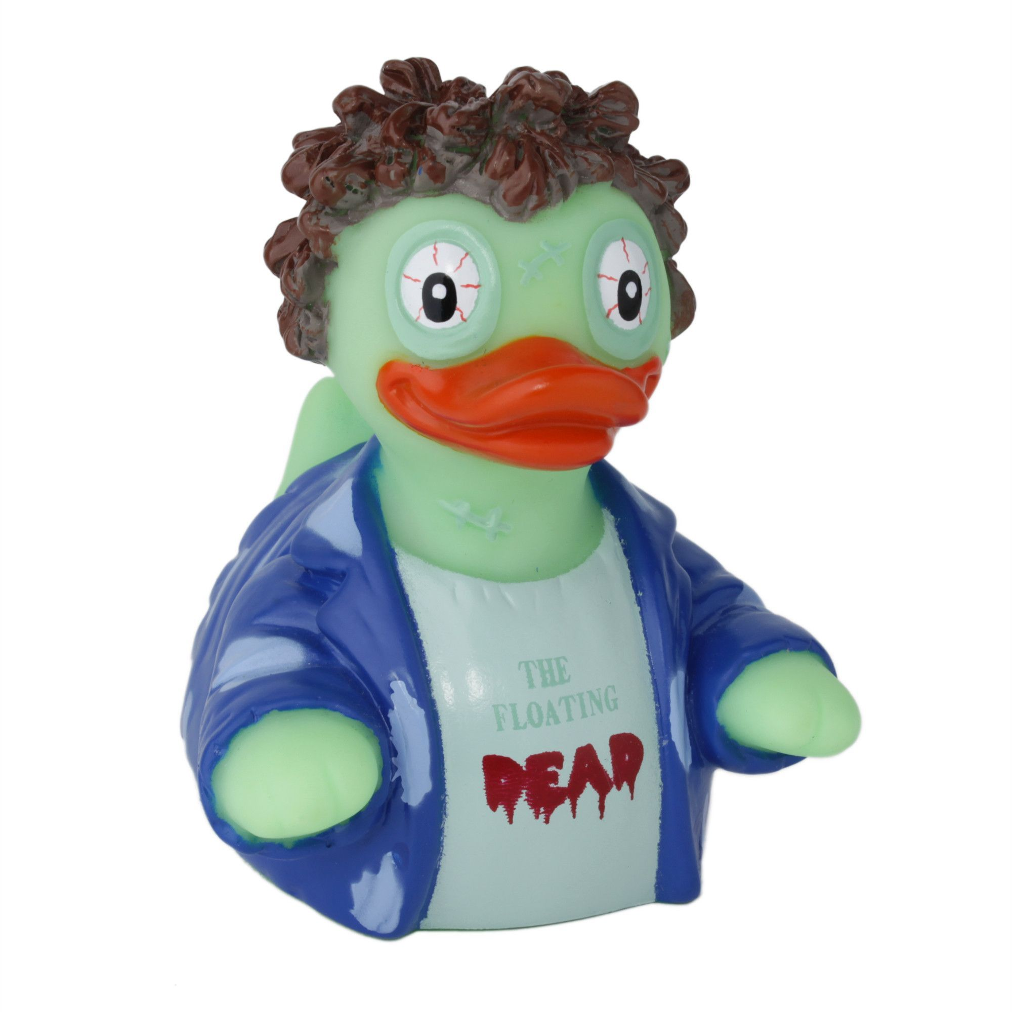 CelebriDucks is frightfully pleased to present THE FLOATING DEAD
