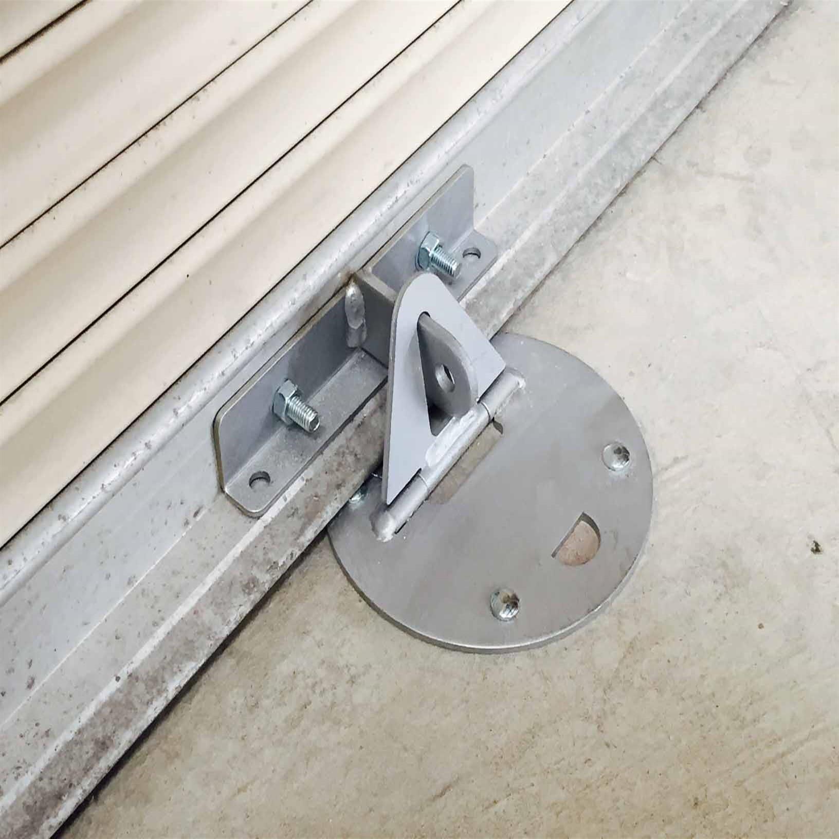 Anti Ram Raid Roller Door Lock Down Kits Roller Doors Door Locks Roller Shutters