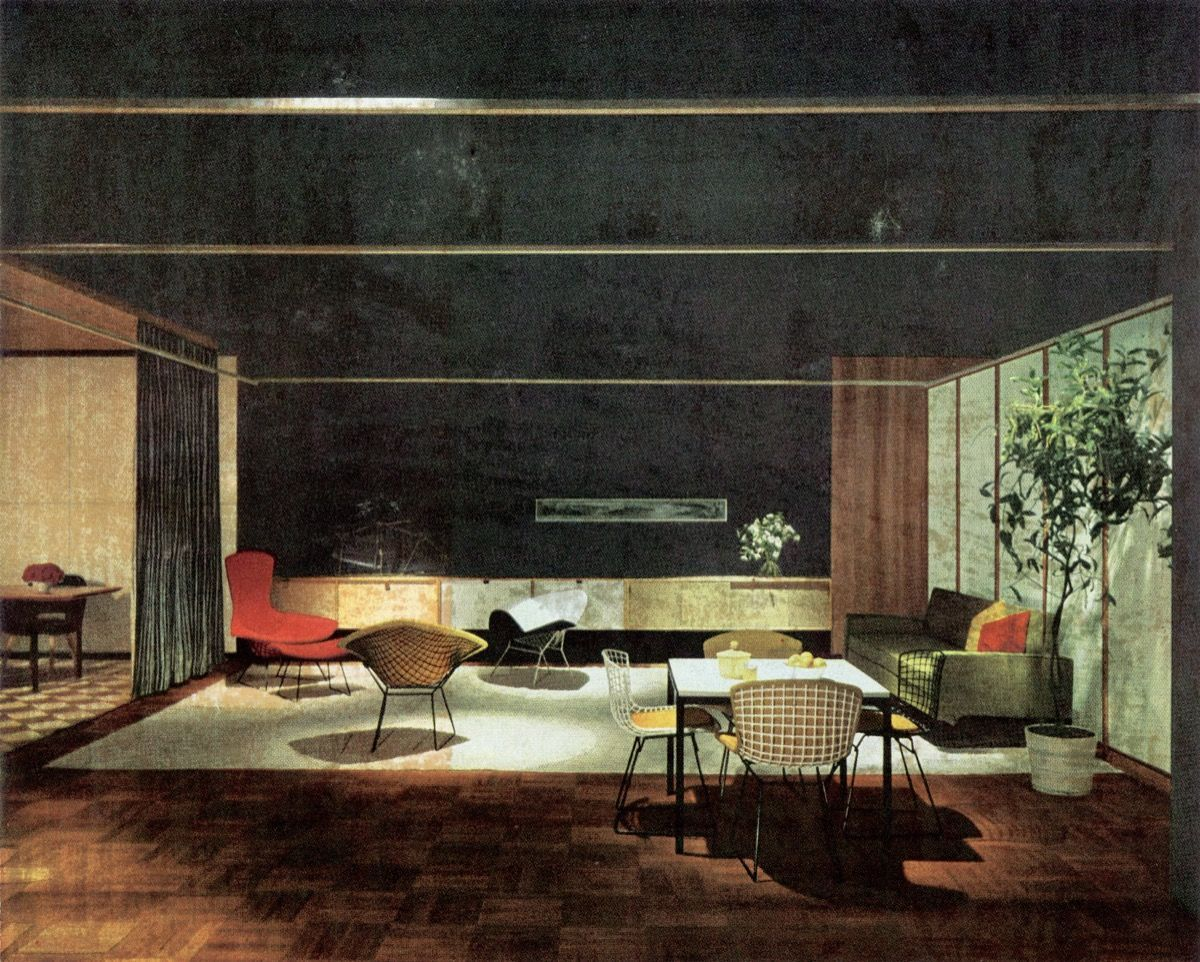 7 Things To Know About Mid Century Design Pioneer Florence Knoll