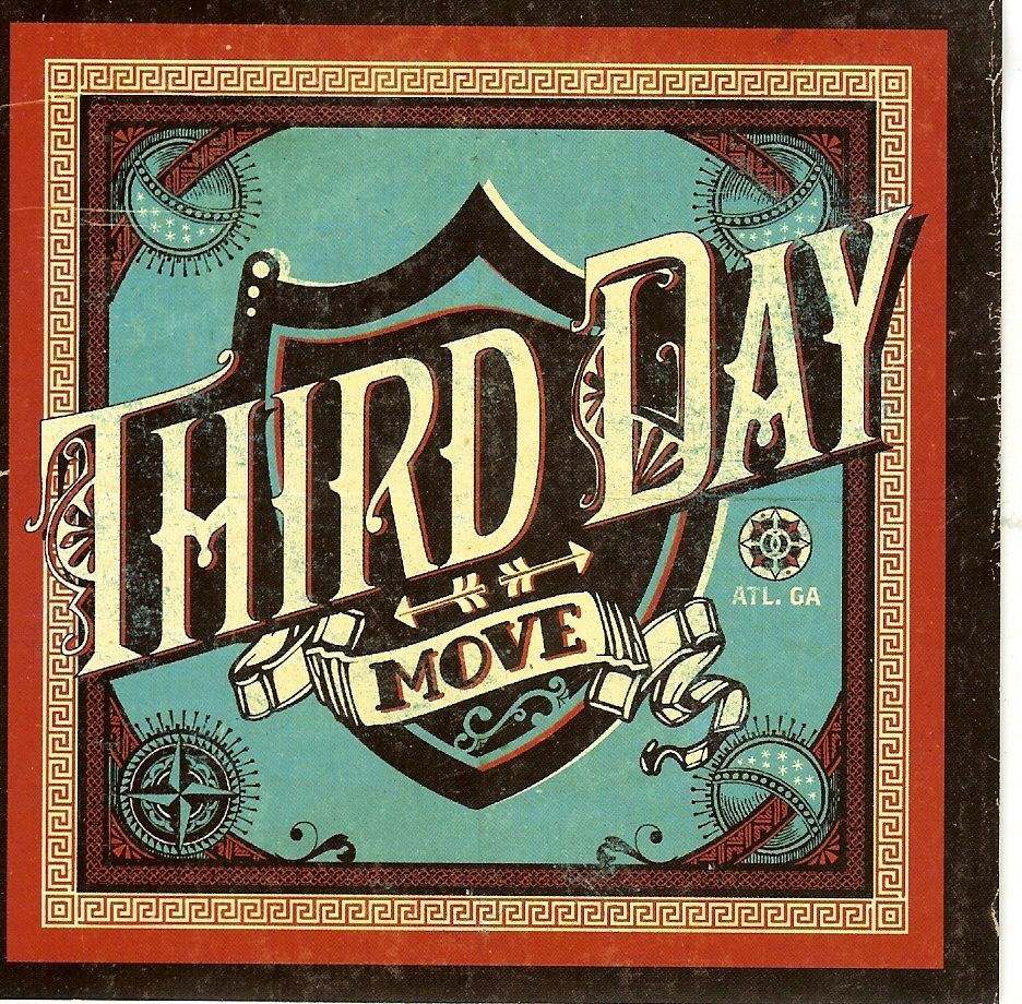 On Their Latest Album Third Day Uses A Occult Symbol Which Stands