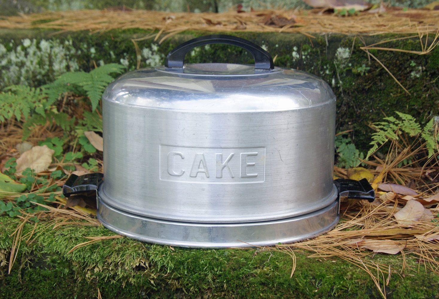 Aluminum cake carriercupcake carrierkeepersaver