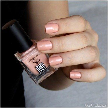 Golden Rose Ice Chic 86 Swatch by barbrafeszyn -