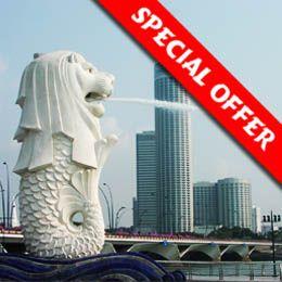 Super Sale Tour 3 Negara: Singapore, Thailand, Malaysia. Harga mulai dari Rp 5.375.000.