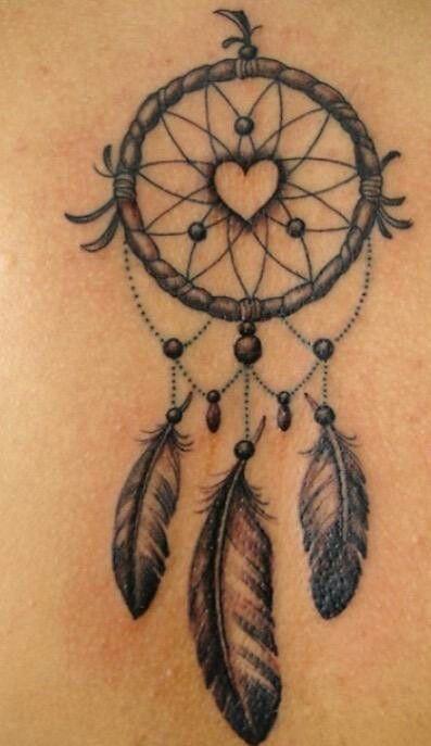 Photo of Heart Dream Catcher Tattoo Dream Catcher Tattoo On Upper Thigh – – #Uncategorize…