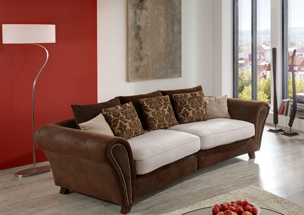 Big Sofa BAJOLA wohnzimmer Pinterest Big sofas - wohnzimmer sofa braun