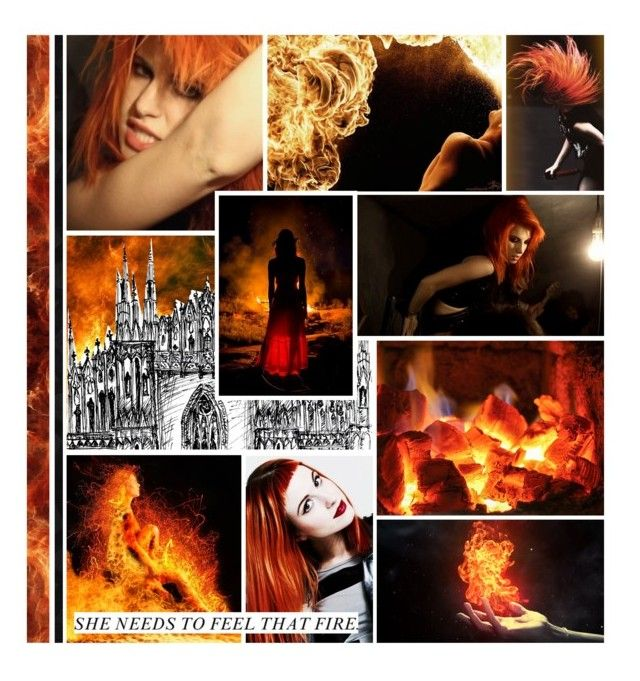 """""""Let the flames begin    BotE"""" by stackmel ❤ liked on Polyvore featuring art, Fire, hayleywilliams, elements and BOTE1"""