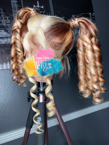 page 5  kandy kolór wigs in 2020  wig hairstyles hair