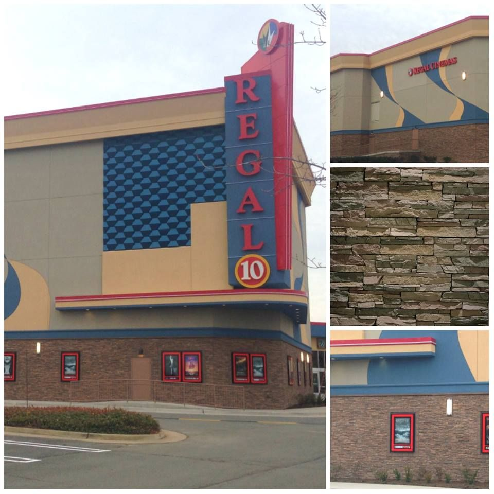 Sterling Town Center: We Give This Theatre Two Thumbs Up! Regal Cinemas At The