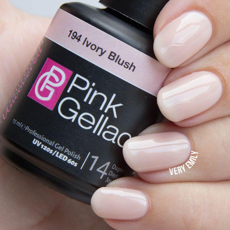 Pink Gellac – Uncovered2 - Nagels | Pinterest - Nagel, Mooie nagels ...