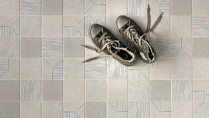 Mutina Ceramiche & Design Tratti Tratti-Mutina-7 , Designer style style, Inga Semp, Bathroom, Living room, PEI IV, Porcelain stoneware, wall & floor, Matte surface, Non-rectified edge