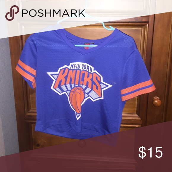 New York Knicks jersey Size small Forever 21 Tops Tees - Short Sleeve