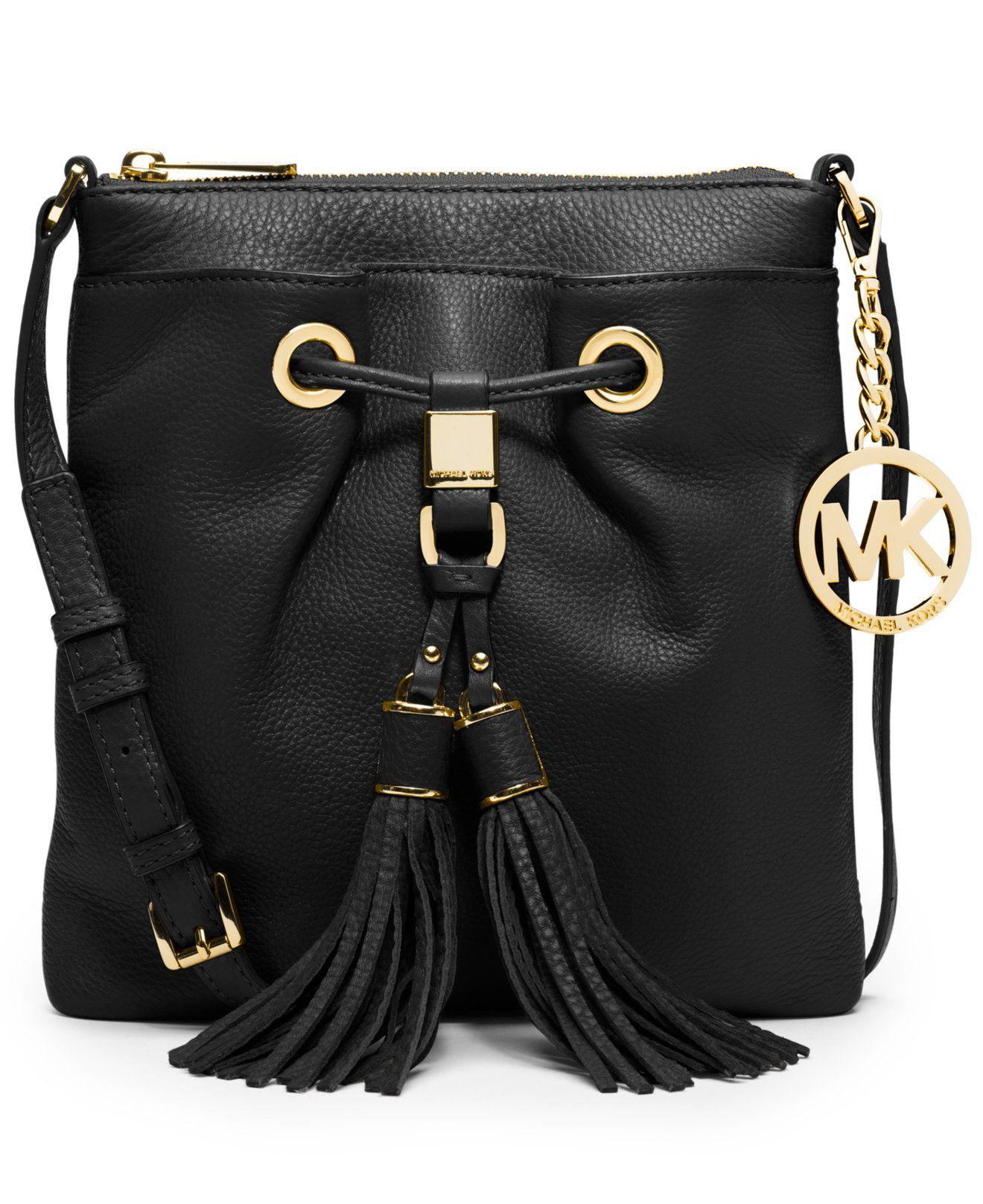 36ea1e0f0d2d3b MICHAEL Michael Kors Camden Drawstring Crossbody - Michael Kors Handbags -  Handbags & Accessories - Macy's
