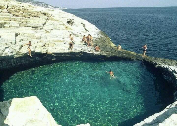 Giola beach - Thasos, Greece