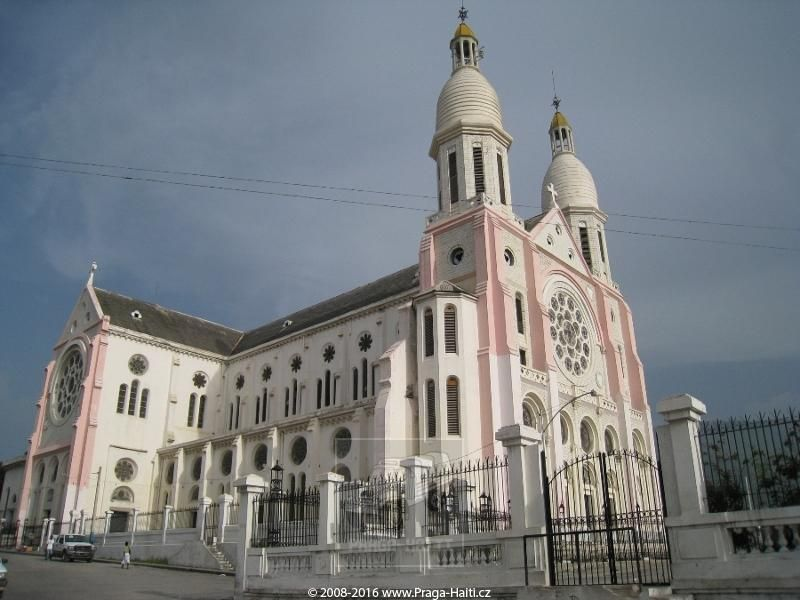 Haiti - Cathedral of Our Lady of the Assumption, Port-au ...