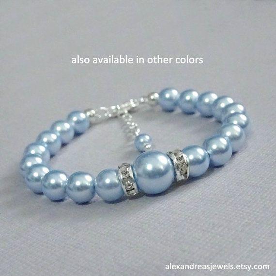 Pearls For Girls jewelry bracelets ladies bracelets Green Grey dvtCmE