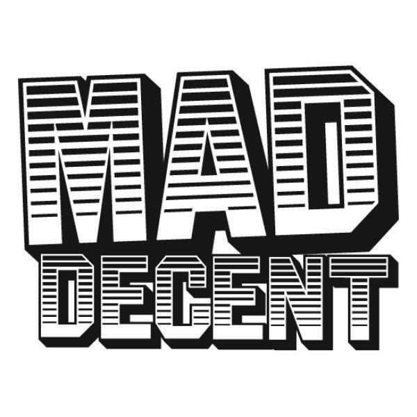 Mad Decent | Mixcloud | Record label logo, Logo design creative ...