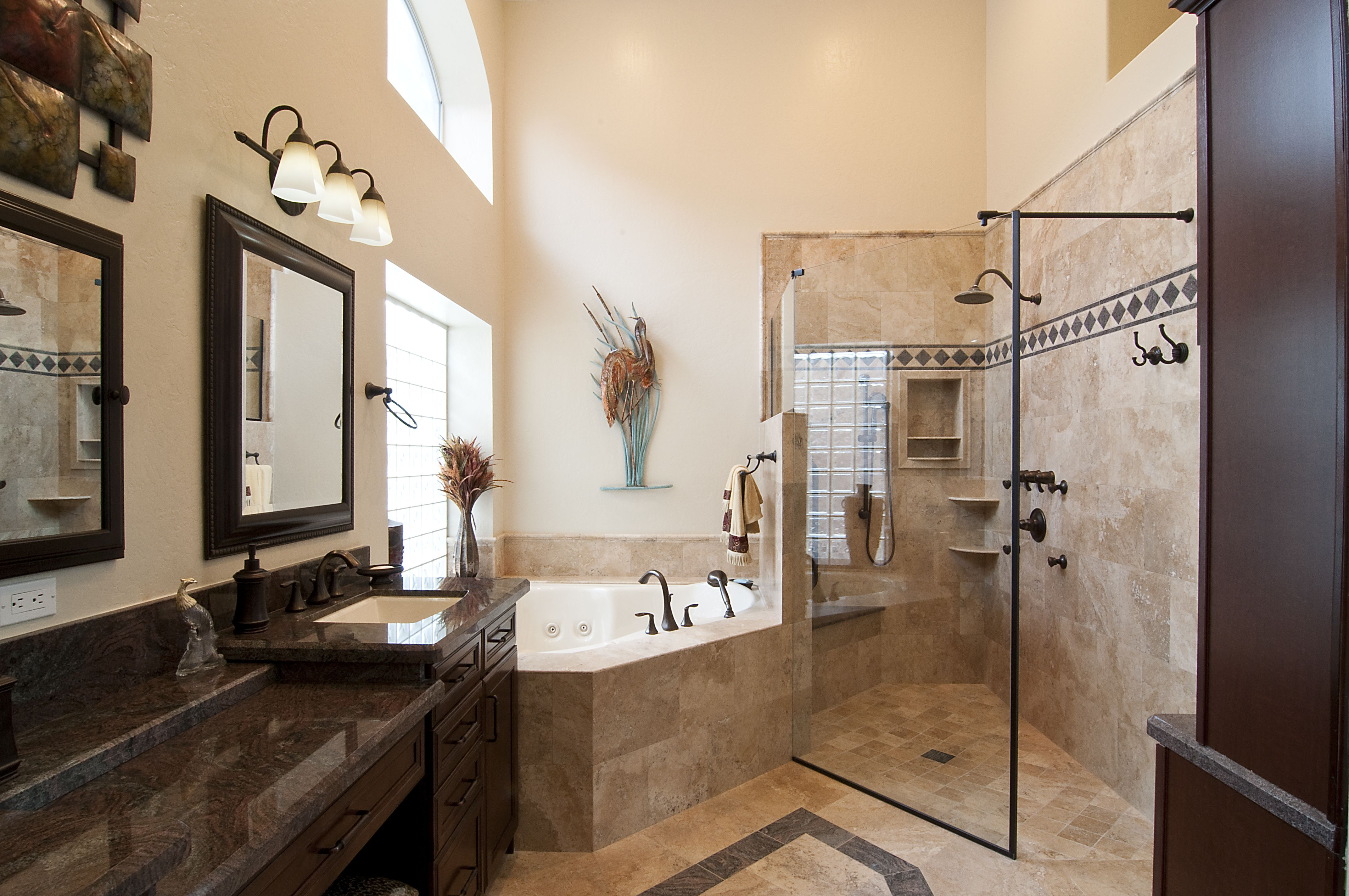 Delicieux Bathroom Remodel By Custom Creative Remodeling, Scottsdale, AZ 623 432 4529  Complimentary