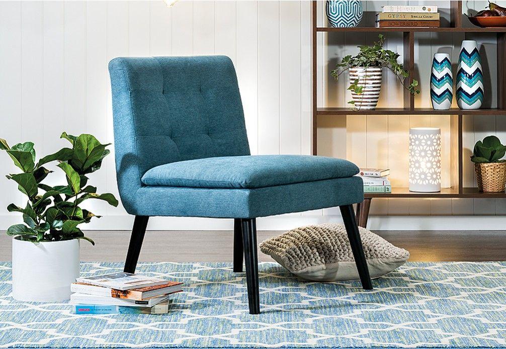 Christison Fabric Accent Chair Super Amart Accent