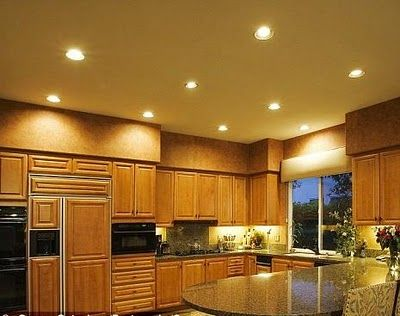 Lighting · Kitchen SpotlightsKitchen Ceiling ...