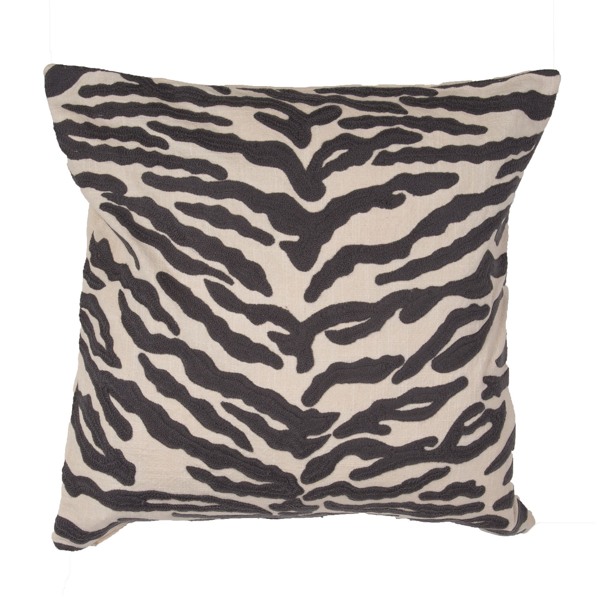 National Geographic Animal Print Cotton Throw Pillow