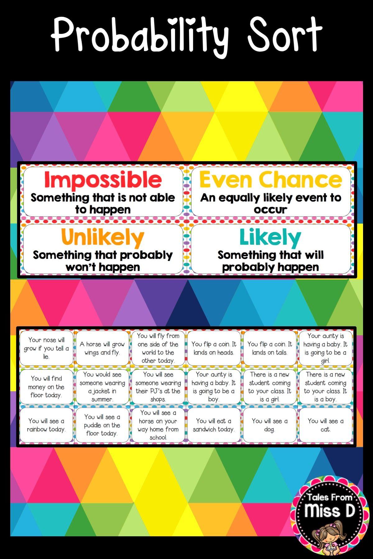 Probability Sort