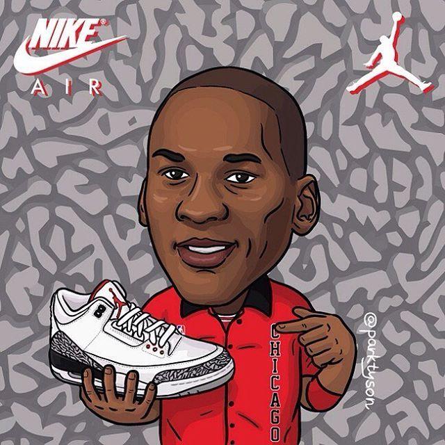 Michael Jordan Art, Jordan 3, Jeffrey Jordan, Basketball Stuff, Basketball  Shoes, Basketball Legends, Sports Art, Sports Pics, Air Jordans