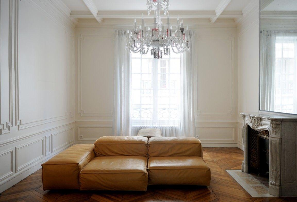 a c ev v rencontre un archi salon style contemporain. Black Bedroom Furniture Sets. Home Design Ideas