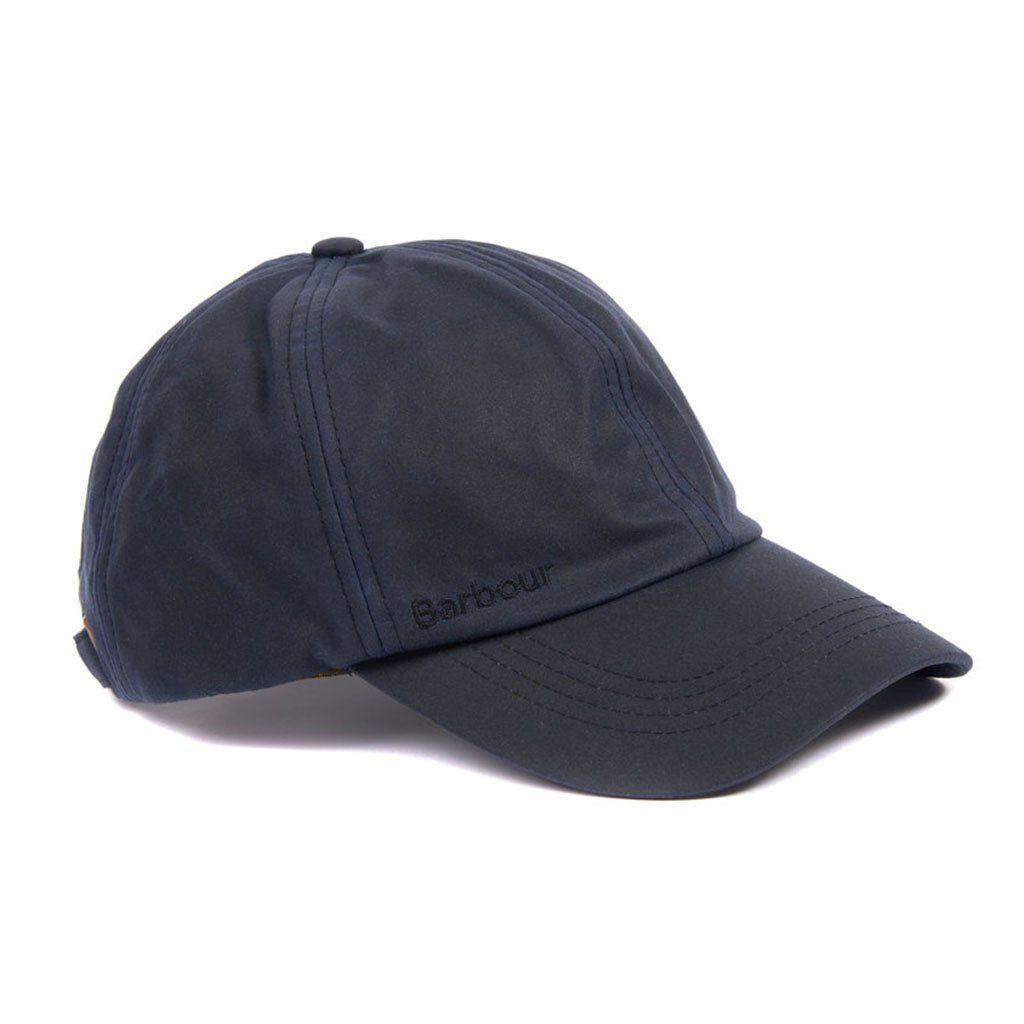06a00edf3a9 Prestbury Sports Cap in Navy by Barbour