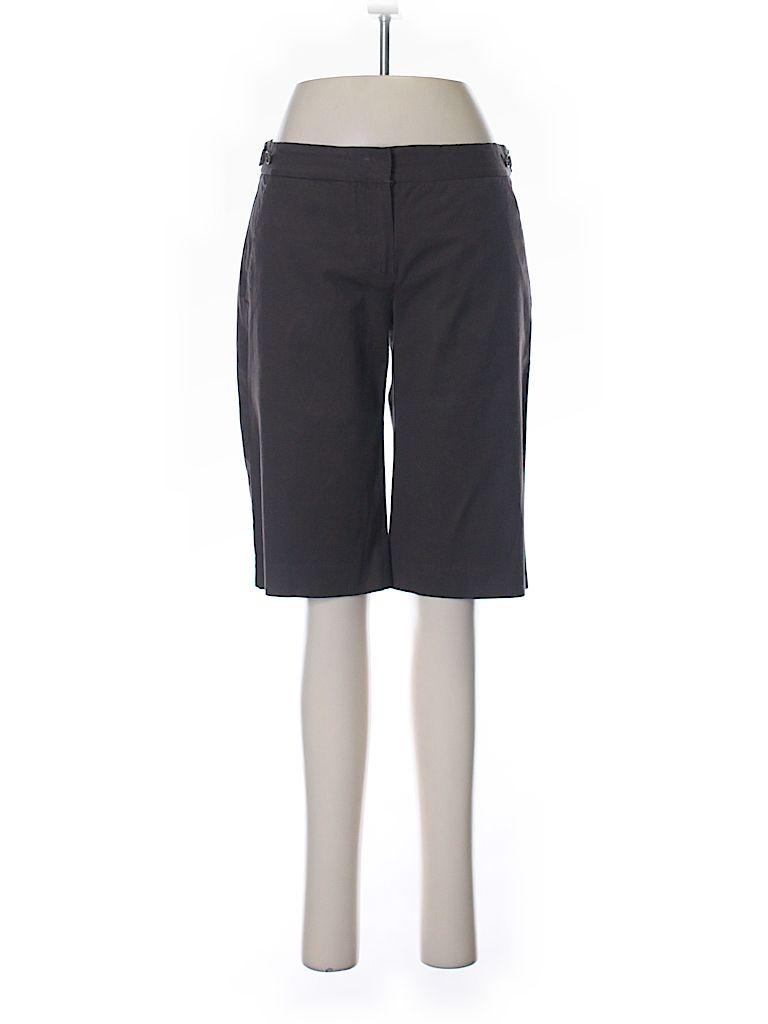 Check it out—Theory Khaki Shorts for $25.99 at thredUP!