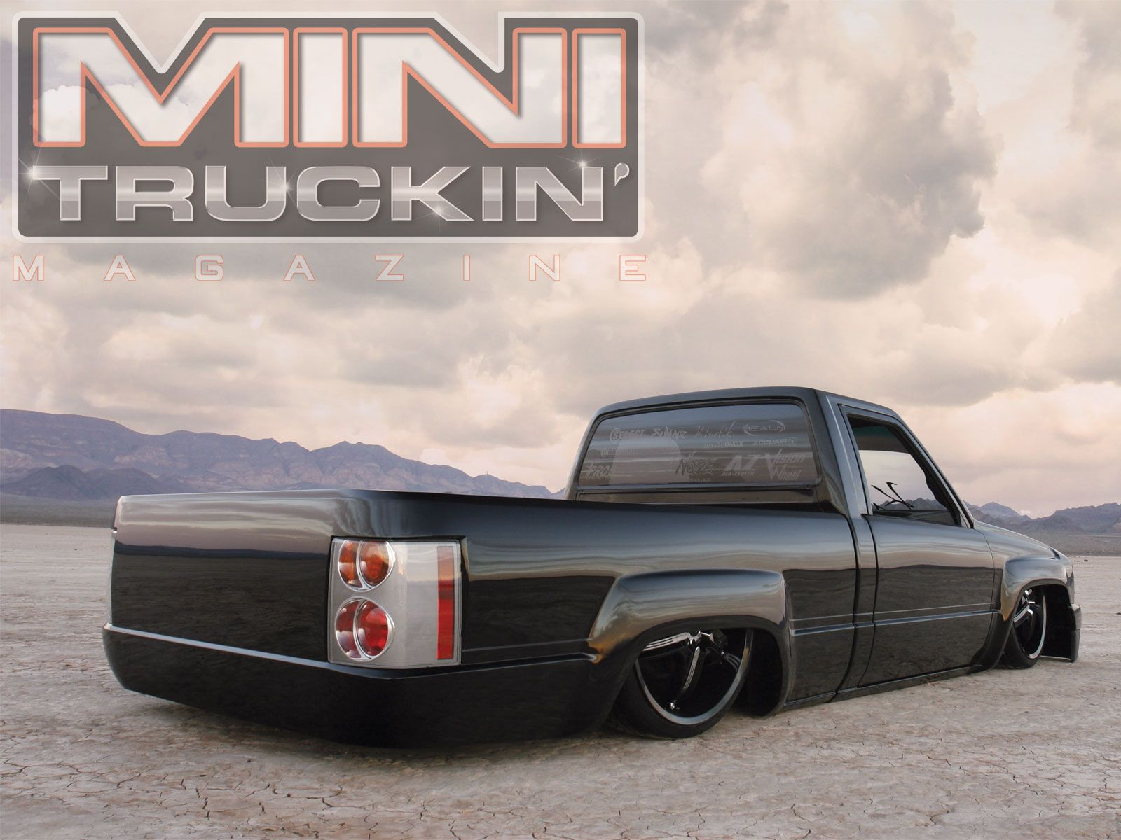 Mini Truckin Desktop Wallpapers