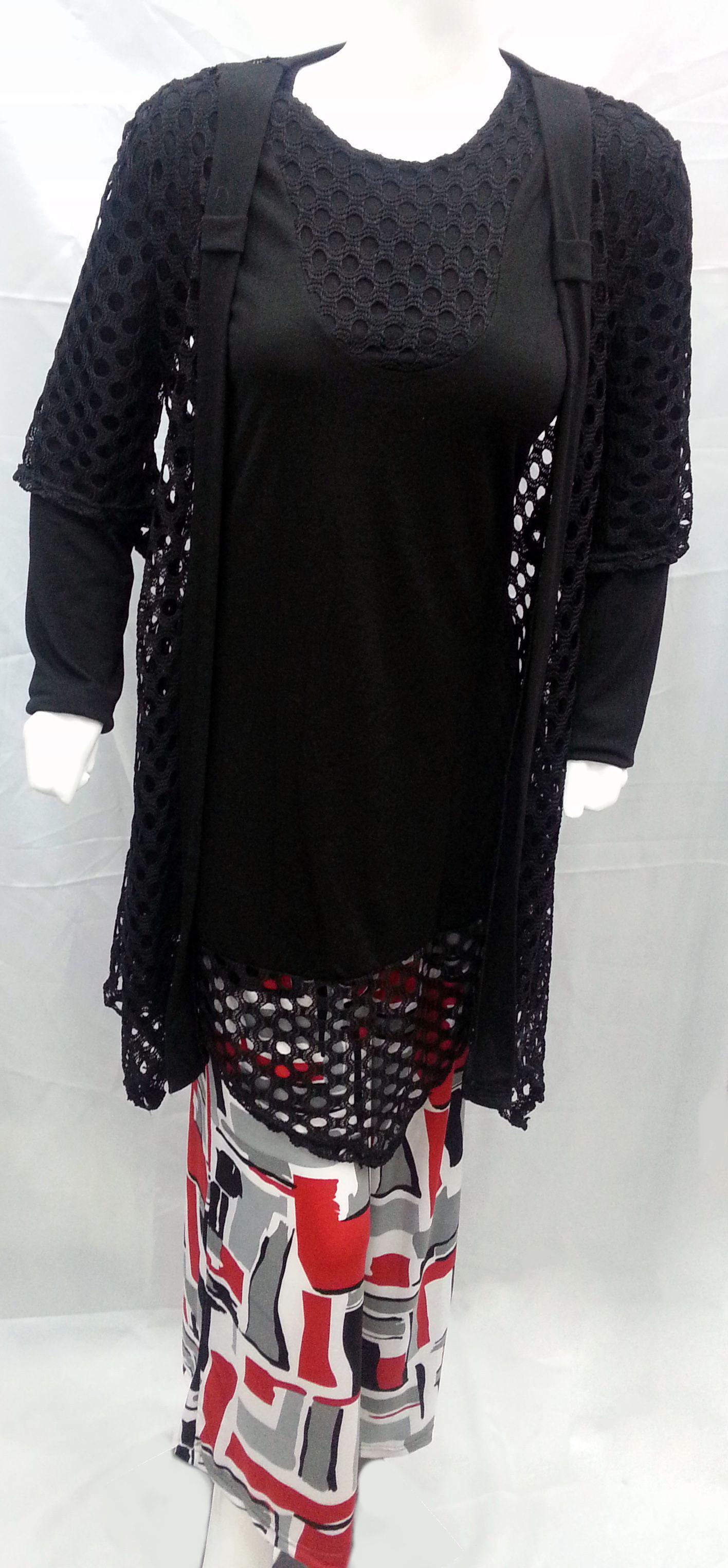 Shirt design with plazo - Shrug Stlye Mid Long Shirt With Printed Plazo Long Shirtsdesignsprinted