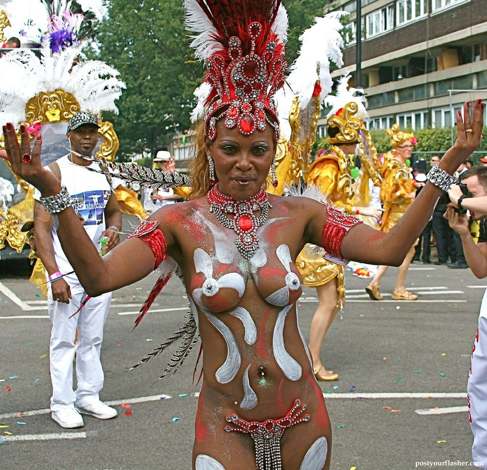 from Sterling naked girls in carnival