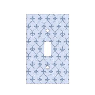 blue fleur de lis wallpaper - Google Search