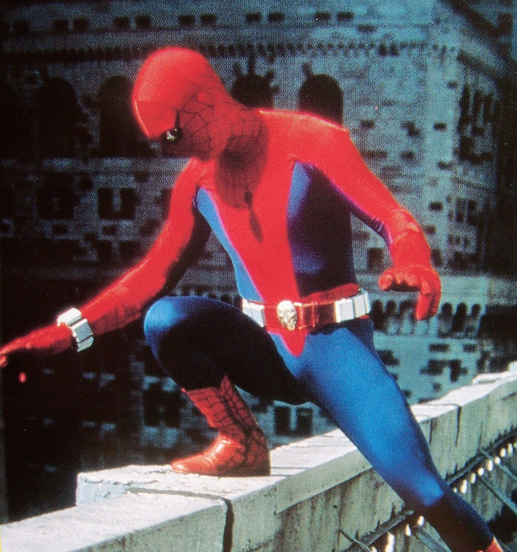 The Amazing Spider Man Live Action Tv Show 1977 1979 Starring