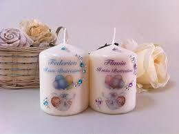 Candele Bagno ~ Risultati immagini per candele decorate per battesimo candele