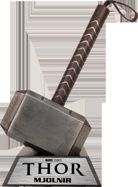 Thor Hammer Prop Replica Thor Martelo De Thor Marvel