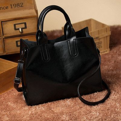c6e9d6caf73 Leather Bags Handbags Women Famous Brands Big Women Casual Bags ...