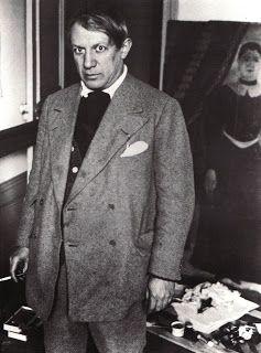 History in Photos: George Brassaï, Picasso