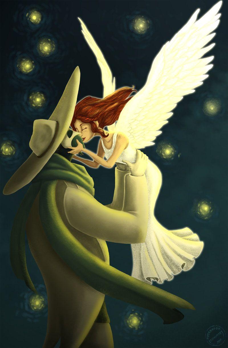 UMAP: Quand l'ange est sur by tugaMaggie.deviantart.com on @DeviantArt