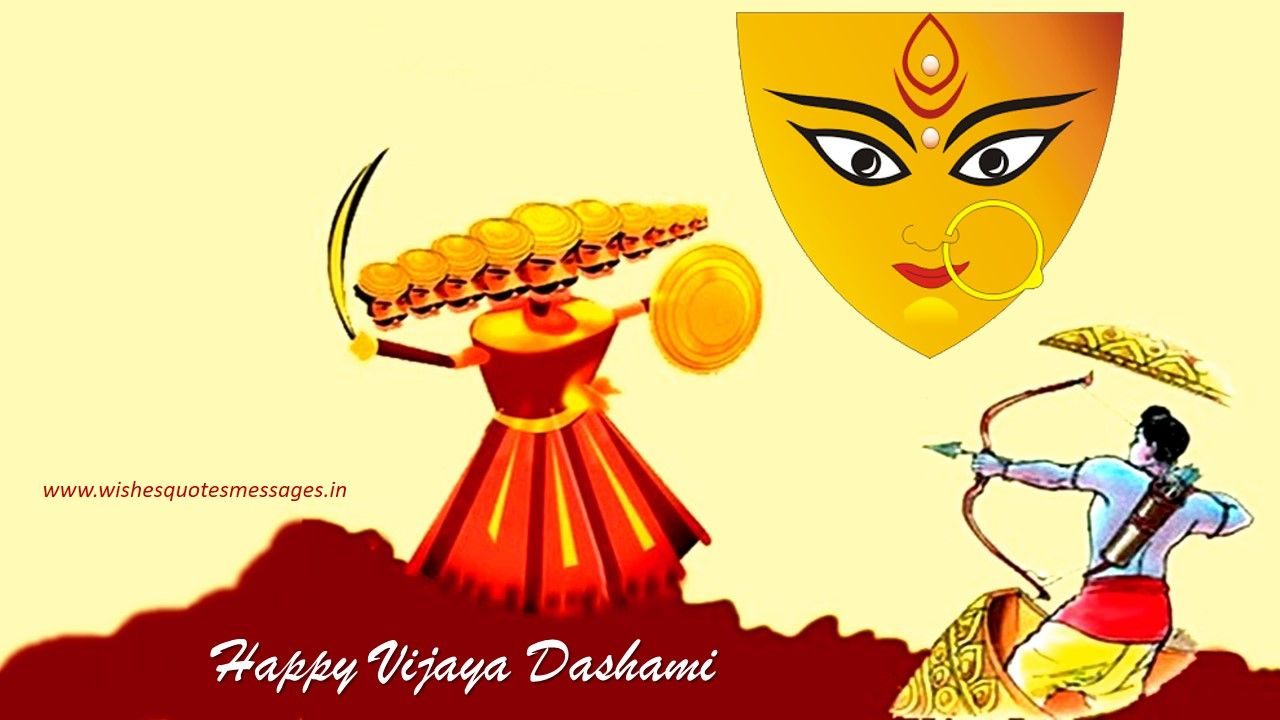 Dussehra Wishes Images Free Download 2020 Happy Dussehra Quotes In 2020 Wishes Images Dussehra Wallpapers Image