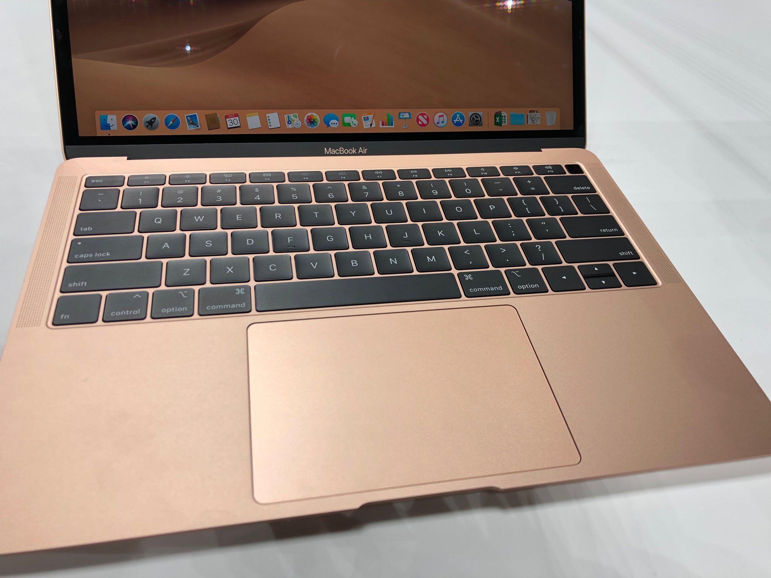 Grunde Warum Sie Sollten Apples Neue Macbook Air Kaufen In 2020 New Macbook Air Macbook Air New Macbook