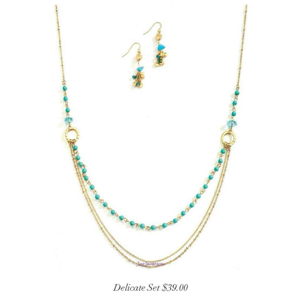 Just Jewelry spring summer 2015 collection