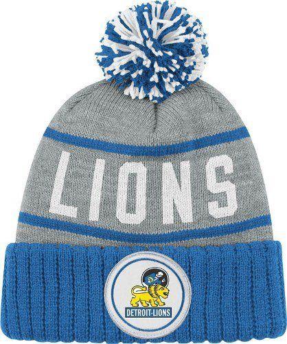 ddf0062af8804 Detroit Lions Mitchell  amp  Ness NFL