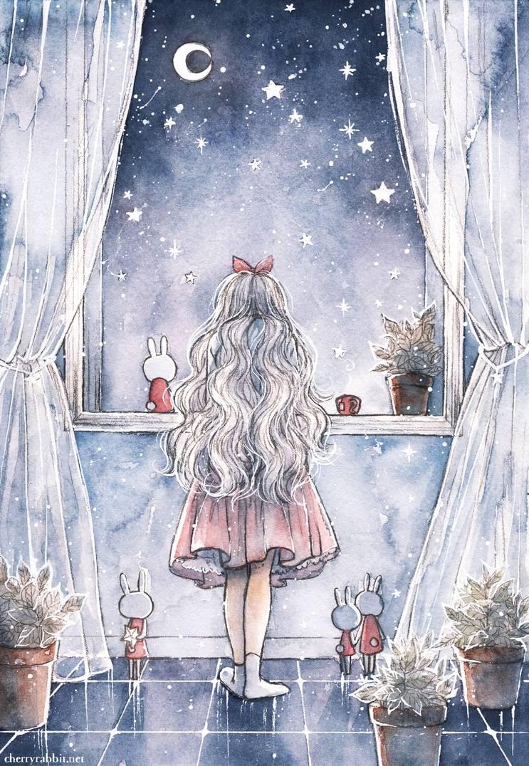 To Wish Upon A Star by cherriuki on DeviantArt